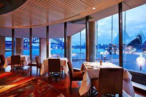 Aria Restaurant Sydney Banner