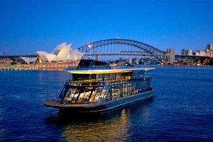 Starship Sydney Boat Banner